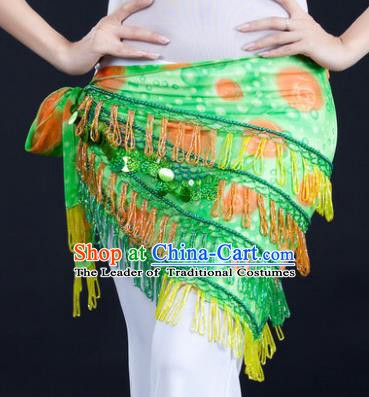 Egypt Traditional Belly Dance Waist Scarf Waistband India Raks Sharki Belts for Women