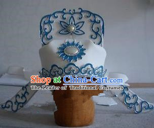 Traditional Chinese Beijing Opera Hats Peking Opera Niche Headwear