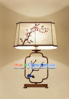 Traditional Asian Chinese Lantern China Ancient Desk Lamp Electric Palace Lantern