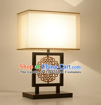 Traditional Asian Chinese Lanterns China Ancient Desk Lamp Wood Palace Lantern