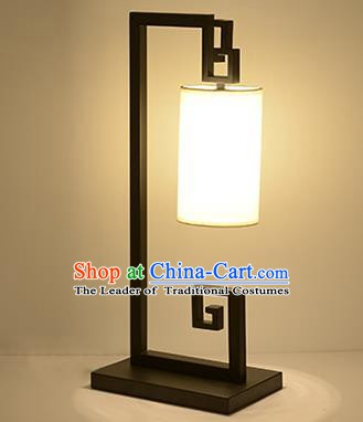 Traditional Asian Chinese Lanterns China Ancient Table Lamp Iron Palace Lantern