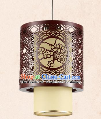 China Handmade Wood Carving Lantern Traditional Lanterns Palace Hanging Lamp