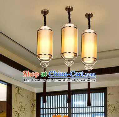 China Handmade Hanging Lantern Traditional Lanterns New Year Palace Ceiling Lamp