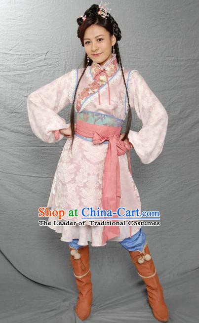 Ancient Chinese Ming Dynasty Princess Yongshang Embroidered Historical Costume Palace Replica Costume for Women