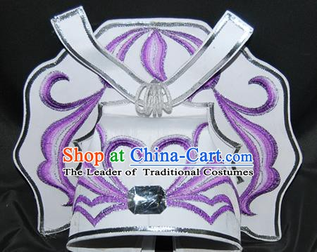China Traditional Beijing Opera Gifted Scholar Hats Chinese Peking Opera Niche Headwear