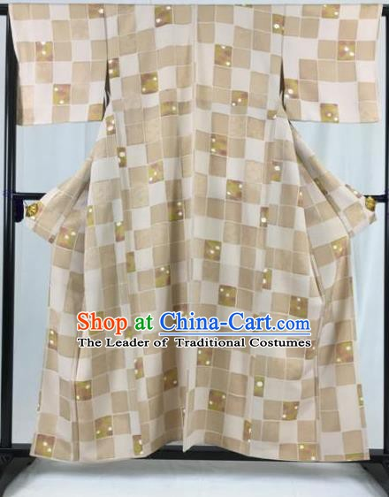 Japanese Ancient Samurai Kimono Yukata Robe Traditional Wafuku Hakama Haori Clothing for Men