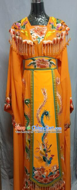 Top Grade Chinese Beijing Opera Actress Empress Embroidered Dress China Peking Opera Palace Lady Costume