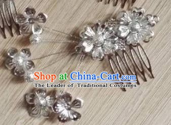 Chinese Ancient Palace Lady Hair Accessories Hairpins Hair Comb for Women