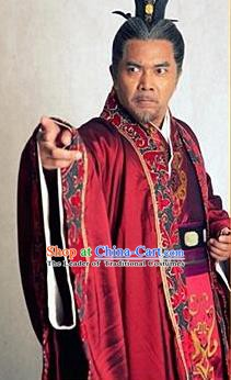 Traditional Chinese Ancient Costume Wei and Jin Dynasties Hanfu Clothing