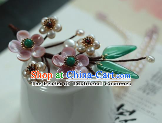 Traditional Chinese Ancient Hair Accessories Handmade Hanfu Hair Clips Hairpins for Women