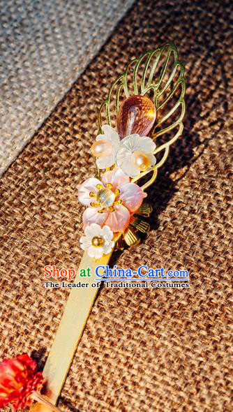 China Ancient Hair Accessories Hanfu Hair Clip Chinese Classical Hairpins for Women