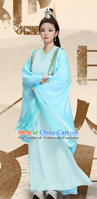 Chinese Ancient Nobility Lady Hanfu Dress Northern Zhou Dynasty Palace Empress Dugu Historical Costume for Women