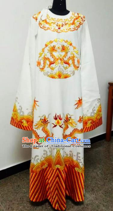 Chinese Traditional Beijing Opera Young Men Costumes China Peking Opera Prince Robe for Adults