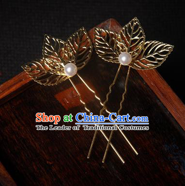 Chinese Traditional Hair Accessories Ancient Hanfu Hair Clip Hairpin for Women
