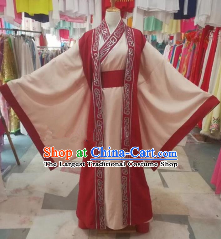 Chinese Traditional Beijing Opera Nobility Childe Clothing Peking Opera Costume for Adults