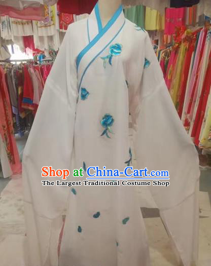 Chinese Traditional Beijing Opera Scholar Clothing Peking Opera Niche Costume for Adults