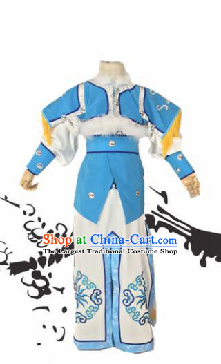 Chinese Beijing Opera Takefu Clothing Traditional Peking Opera Costumes for Adults