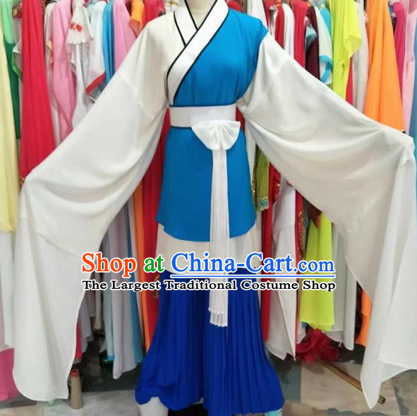 Chinese Beijing Opera Niche Dong Yong Clothing Traditional Peking Opera Scholar Costumes for Adults