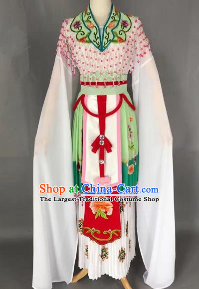 Chinese Traditional Peking Opera Diva Princess Hanfu Dress Ancient Fairy Costume for Adults