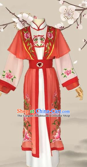 Chinese Ancient Nobility Lady Costume Traditional Beijing Opera Diva Dress for Adults