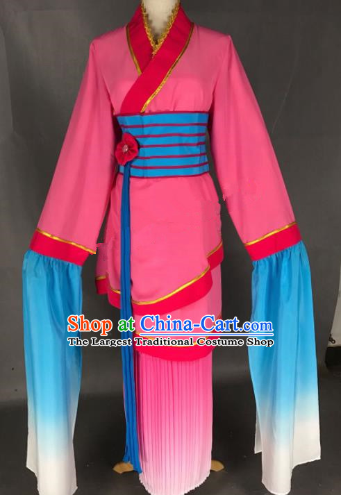 Chinese Ancient Palace Lady Costume Traditional Beijing Opera Diva Dress for Adults