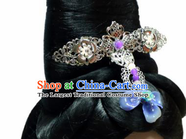 Chinese Traditional Hair Accessories Ancient Fairy Hairpins Headwear for Women