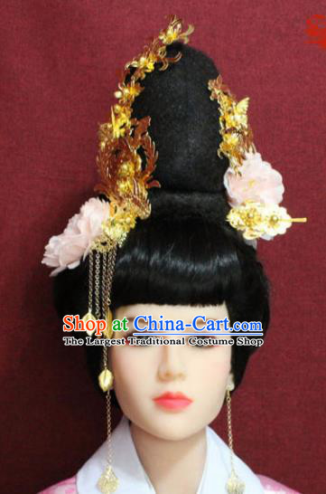 Chinese Handmade Princess Phoenix Coronet Hairpins Ancient Hair Accessories for Women