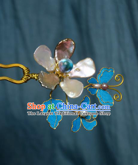 Chinese Handmade Princess Hairpins Ancient Hair Clip Hair Accessories for Women