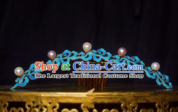 Chinese Handmade Princess Hair Comb Hairpins Ancient Hair Clip Hair Accessories for Women
