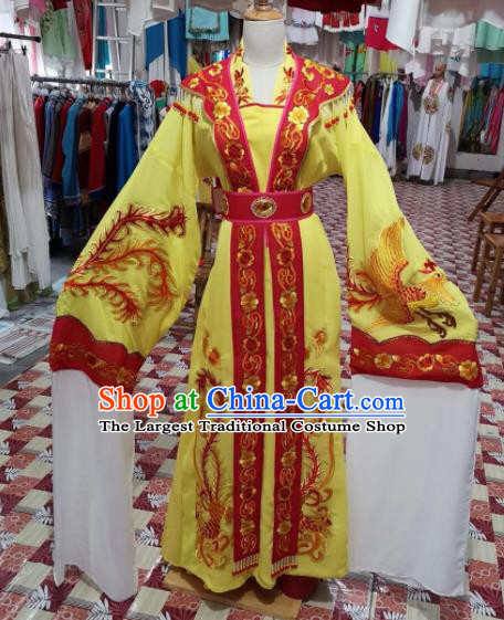 Chinese Traditional Beijing Opera Actress Dress Peking Opera Queen Costume for Adults