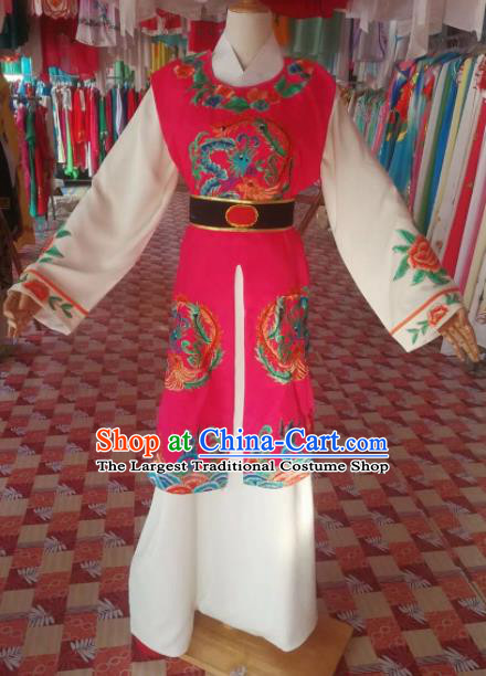Chinese Traditional Beijing Opera Niche Jia Baoyu Costume Peking Opera Clothing for Adults