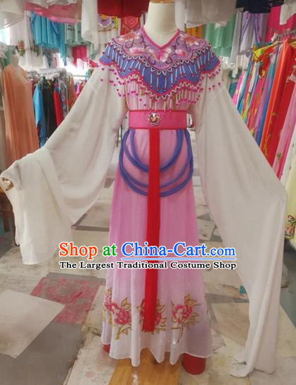Chinese Traditional Beijing Opera Nobility Lady Dress Peking Opera Actress Costumes for Adults