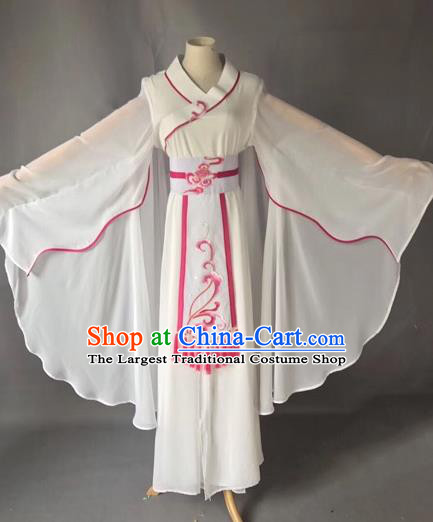 Chinese Traditional Beijing Opera Martial Arts Lady Clothing Peking Opera Actress Costumes for Adults