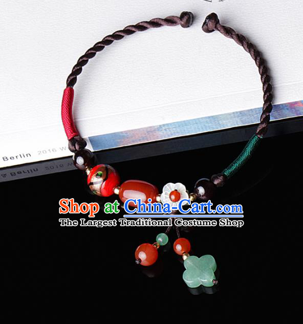 Chinese Traditional Jewelry Accessories National Hanfu Bracelet for Women
