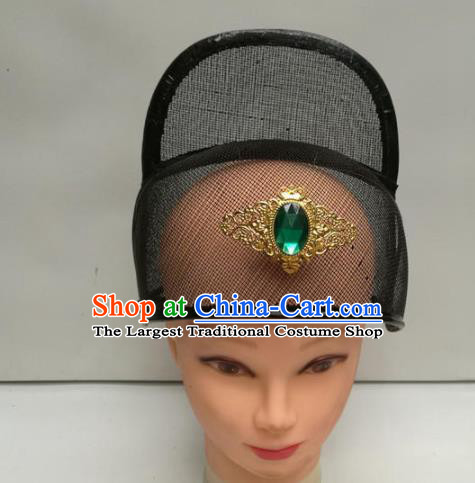Traditional Chinese Beijing Opera Hat Peking Opera Hair Accessories Hat for Men
