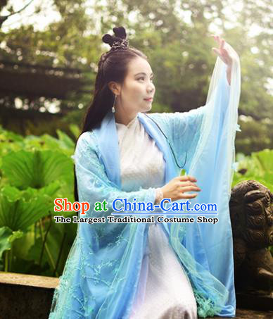 Traditional Chinese Han Dynasty Aristocratic Lady Costumes Ancient Cosplay Imperial Concubine Hanfu Dress for Women