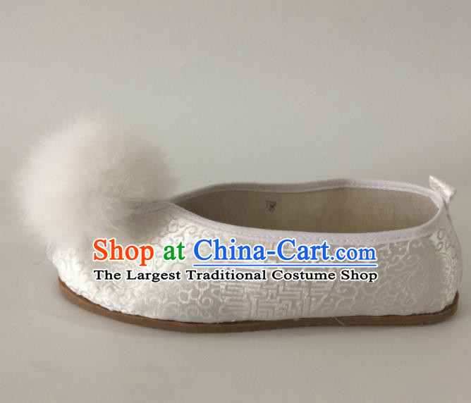 Traditional Chinese Shoes Ancient Princess Shoes Hanfu Shoes Opera Shoes for Women