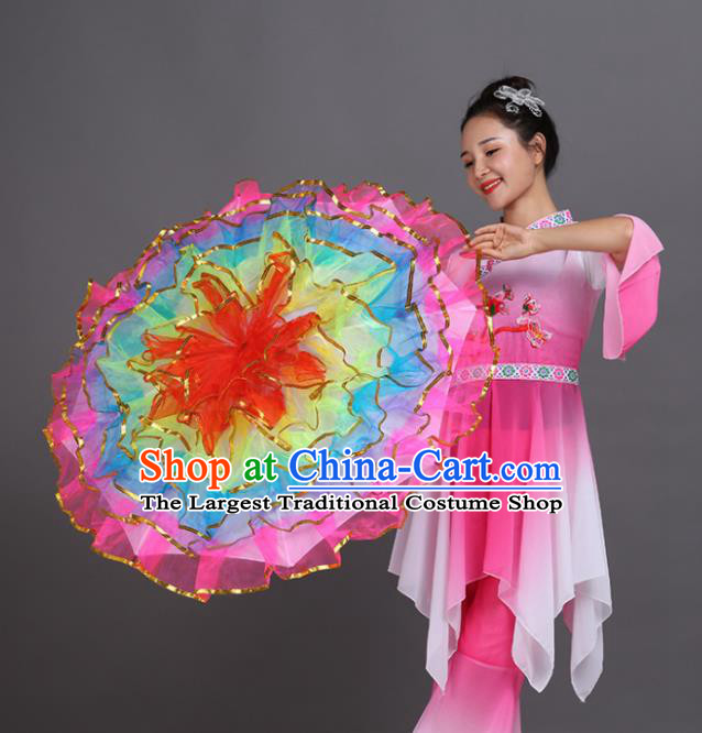 Chinese Traditional Folk Dance Prop Classical Dance Umbrellas for Women