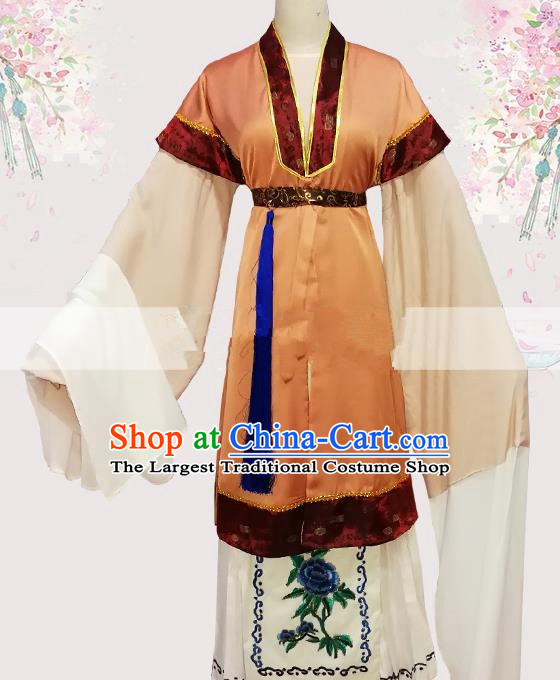 Professional Chinese Traditional Beijing Opera Old Dan Dress Ancient Dowager Countess Costumes for Women