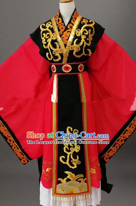 Professional Chinese Traditional Beijing Opera Clothing Ancient Emperor Costume for Men