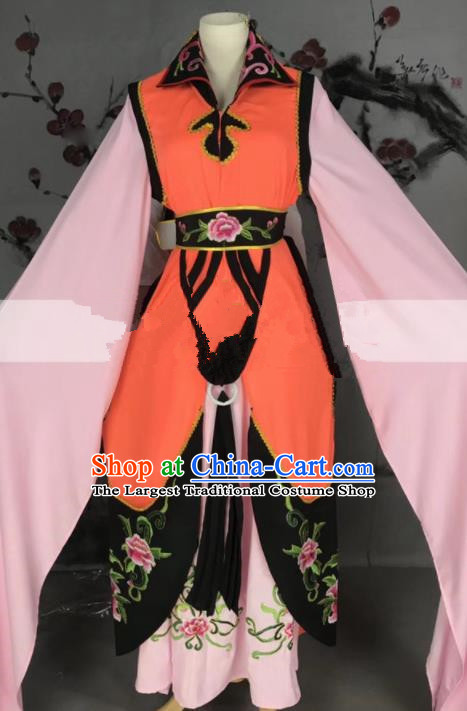 Professional Chinese Traditional Beijing Opera Wang Xifeng Dress Ancient Young Mistress Costume for Women