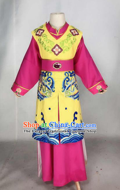 Chinese Traditional Beijing Opera Niche Jia Baoyu Robe Ancient Number One Scholar Costume for Men
