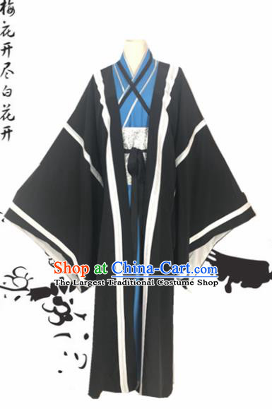 Chinese Traditional Beijing Opera Niche Clothing Ancient Number One Scholar Costume for Men