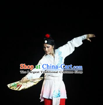 Chinese Traditional Classical Dance Outfits Beijing Opera Group Dance Costume for Men