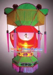 Chinese Traditional Painting Red Palace Lantern New Year Hanging Lamp Lantern Festival Lamp