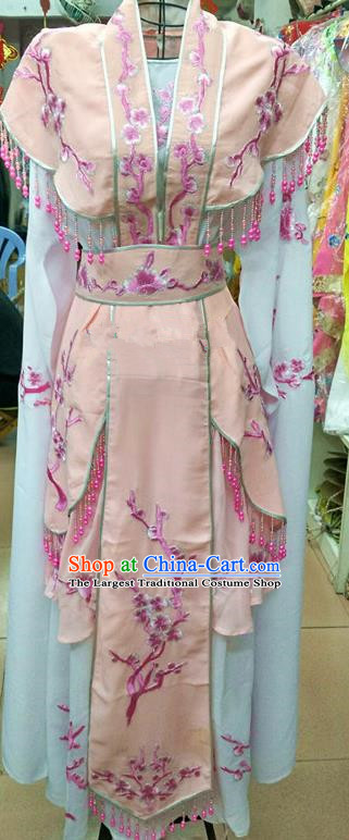 Chinese Traditional Beijing Opera Actress Princess Dress Peking Opera Peri Costume for Adults