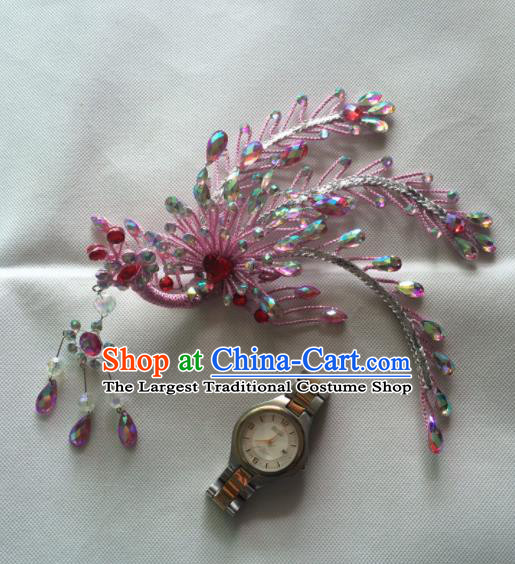 Asian Chinese Beijing Opera Actress Hair Accessories Hair Clip Ancient Princess Hairpins for Women