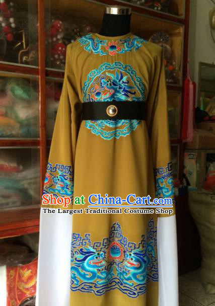 Traditional Chinese Beijing Opera Costume Peking Opera Eunuch Robe