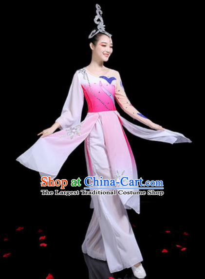 Traditional Chinese Stage Performance Costume Classical Dance Dress for Women