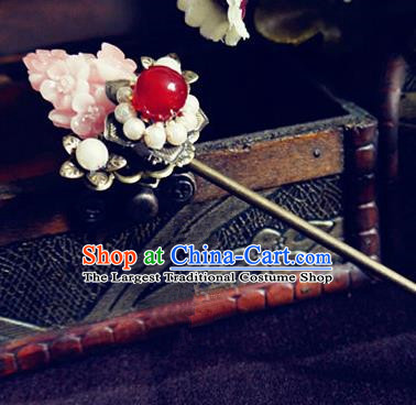 Chinese Ancient Hair Accessories Palace Hair Clip Traditional Hanfu Classical Hairpins for Women